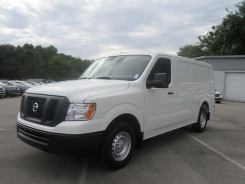 2019 Nissan NV Cargo for sale in Knoxville, TN