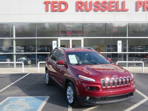 2016 Jeep Cherokee for sale in Knoxville, TN