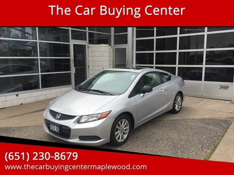 2012 Honda Civic for sale in Maplewood, MN