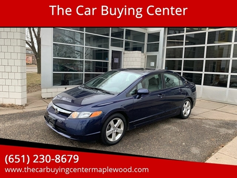 2008 Honda Civic for sale in Maplewood, MN