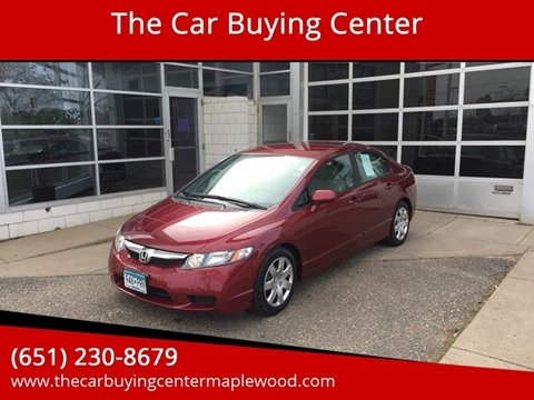 2010 Honda Civic for sale in Maplewood, MN