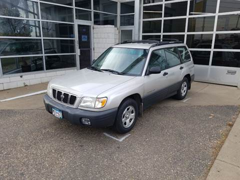 2001 Subaru Forester for sale in Maplewood, MN