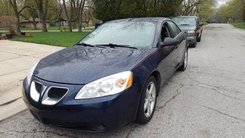 2008 Pontiac G6 for sale in Merrillville, IN