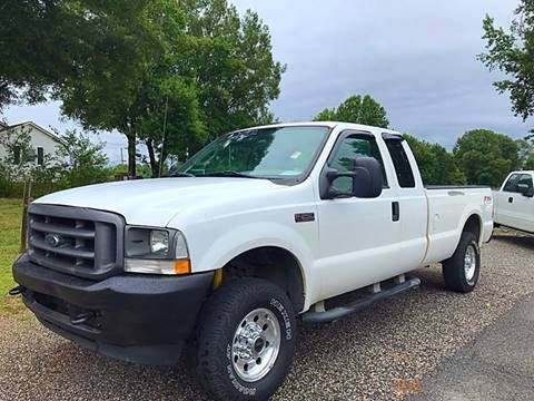 2004 Ford F-250 Super Duty for sale at Cutiva Cars in Gastonia NC