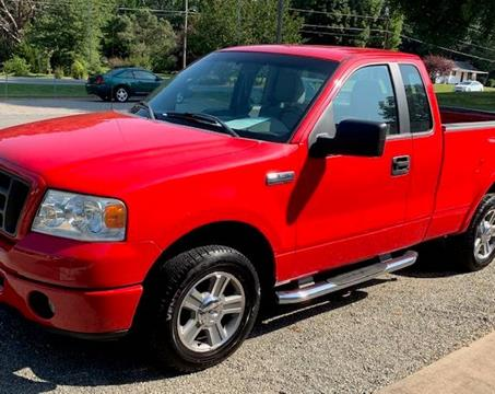 2008 Ford F-150 for sale at Cutiva Cars in Gastonia NC
