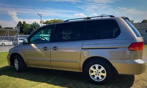 2004 Honda Odyssey for sale in Gastonia, NC