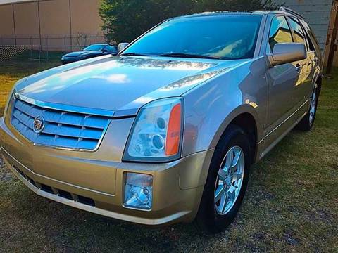 2006 Cadillac SRX for sale at Cutiva Cars in Gastonia NC