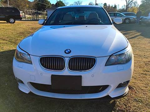 2008 BMW 5 Series for sale at Cutiva Cars in Gastonia NC