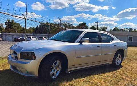2010 Dodge Charger for sale at Cutiva Cars in Gastonia NC