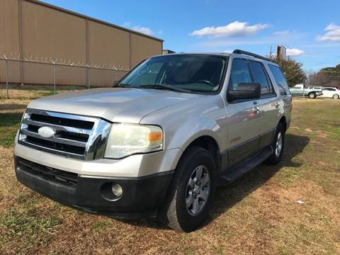 2007 Ford Expedition for sale at Cutiva Cars in Gastonia NC