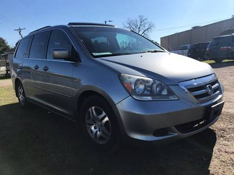 2007 Honda Odyssey for sale at Cutiva Cars in Gastonia NC