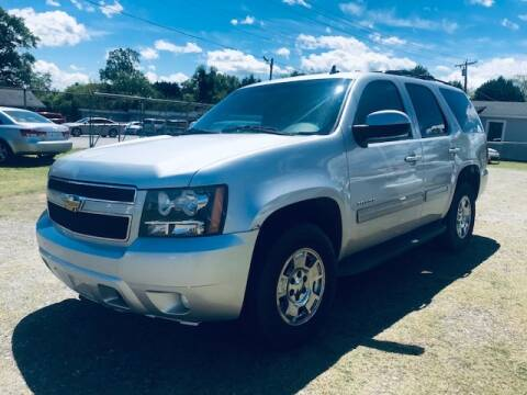 2010 Chevrolet Tahoe for sale at Cutiva Cars in Gastonia NC