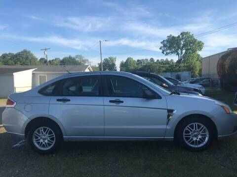 2008 Ford Focus for sale at Cutiva Cars in Gastonia NC