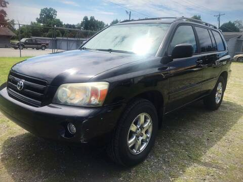 2007 Toyota Highlander for sale at Cutiva Cars in Gastonia NC