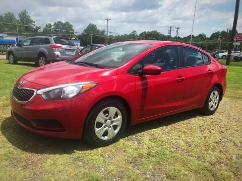 2016 Kia Forte for sale at Cutiva Cars in Gastonia NC