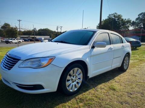 2011 Chrysler 200 for sale at Cutiva Cars in Gastonia NC