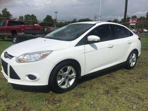 2013 Ford Focus for sale at Cutiva Cars in Gastonia NC