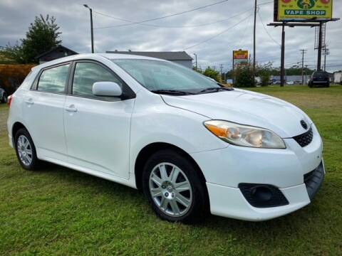 2009 Toyota Matrix for sale at Cutiva Cars in Gastonia NC