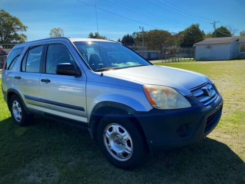 2005 Honda CR-V for sale at Cutiva Cars in Gastonia NC