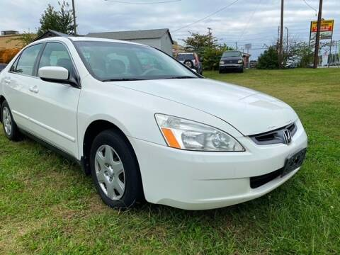 2005 Honda Accord for sale at Cutiva Cars in Gastonia NC