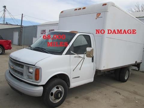 2001 Chevrolet Express Cutaway for sale in Doon, IA