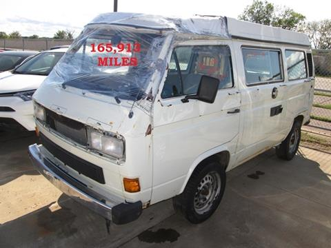 1986 Volkswagen Vanagon for sale in Doon, IA