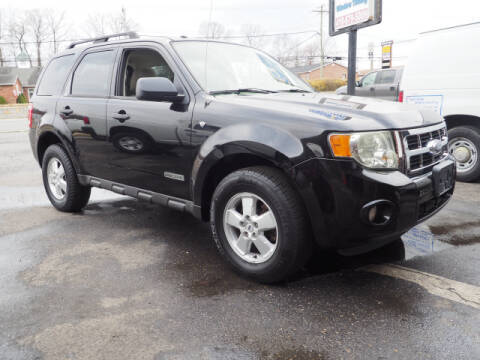 2008 Ford Escape XLT for sale at Joppa Car and Truck World in Joppa MD