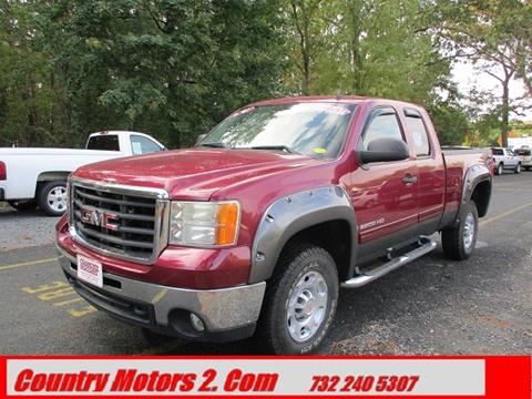 2007 GMC Sierra 2500HD for sale in Toms River, NJ