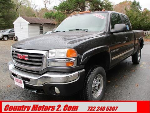 2005 GMC Sierra 2500HD for sale in Toms River, NJ