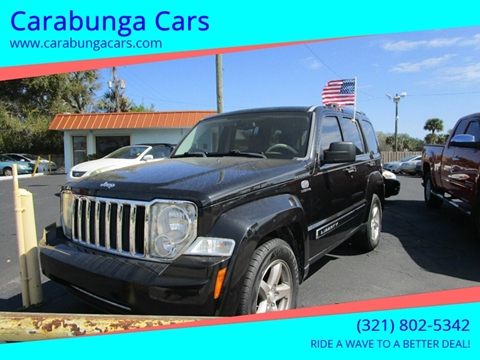 2008 Jeep Liberty for sale in Melbourne, FL