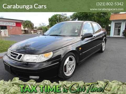 2000 Saab 9-5 for sale in Melbourne, FL