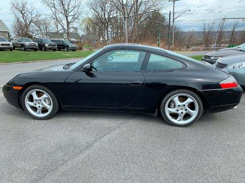 2001 Porsche 911 Carrera for sale in Utica, NY