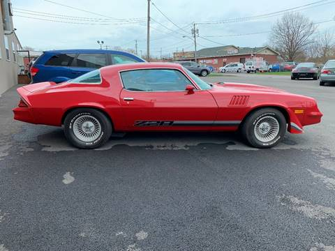 1979 Chevrolet Camaro for sale in Utica, NY