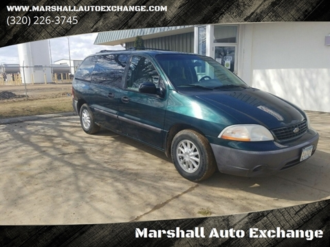 2001 Ford Windstar for sale in Marshall, MN