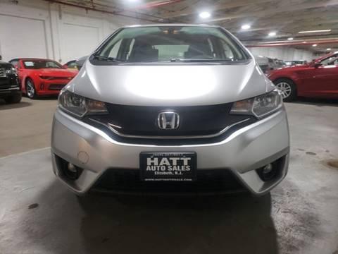 2016 Honda Fit for sale in Elizabeth, NJ