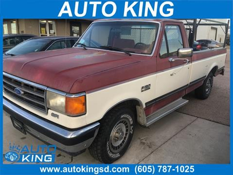 1989 Ford F-150 for sale in Rapid City, SD