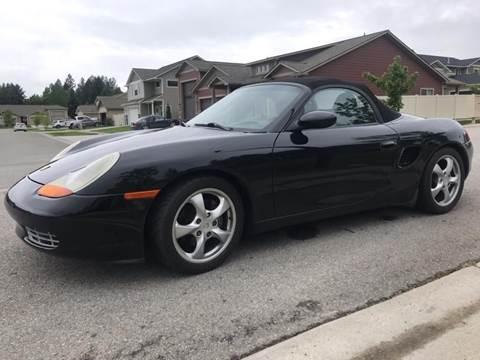 2002 Porsche Boxster for sale in Priest River, ID