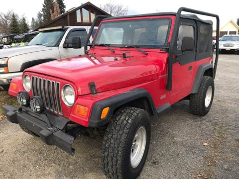 2000 Jeep Wrangler for sale in Priest River, ID