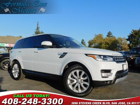 2015 Land Rover Range Rover Sport for sale in San Jose, CA