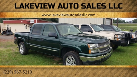 Lakeview Auto Sales >> Chevrolet Silverado 1500 Classic For Sale In Sycamore Ga