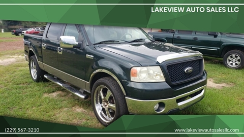 Lakeview Auto Sales >> Ford F 150 For Sale In Sycamore Ga Lakeview Auto Sales Llc