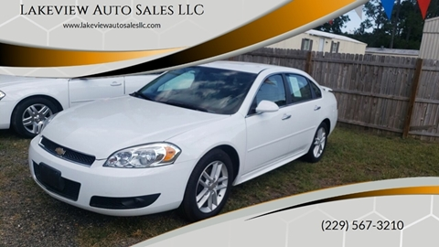 2014 Chevrolet Impala Limited for sale in Sycamore, GA
