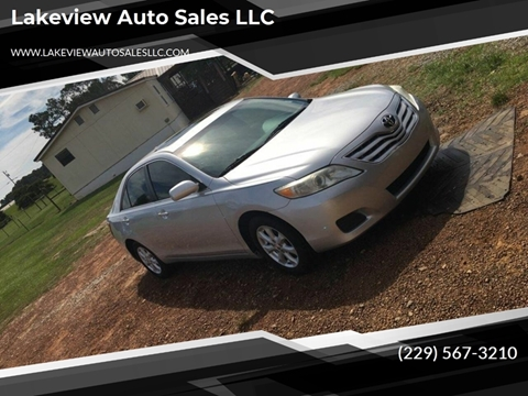 2010 Toyota Camry for sale in Sycamore, GA