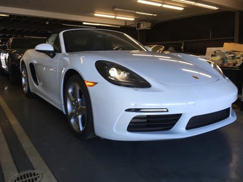 2019 Porsche 718 Boxster for sale in Bend, OR