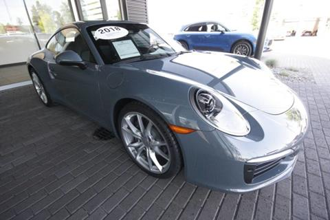 2018 Porsche 911 for sale in Bend, OR