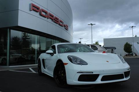 2019 Porsche 718 Cayman for sale in Bend, OR