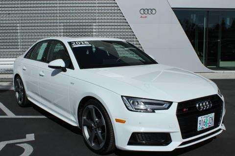 2018 Audi S4 for sale in Bend, OR