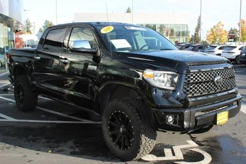 2018 Toyota Tundra for sale in Bend, OR