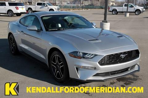 2019 Ford Mustang for sale in Meridian, ID