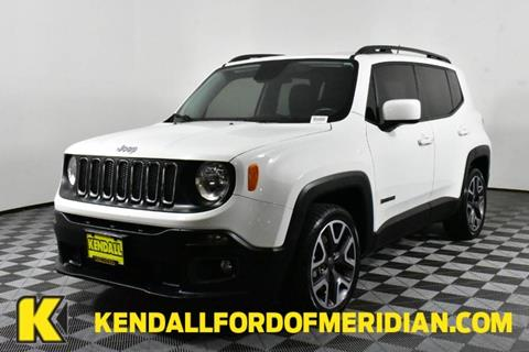 2015 Jeep Renegade for sale in Meridian, ID